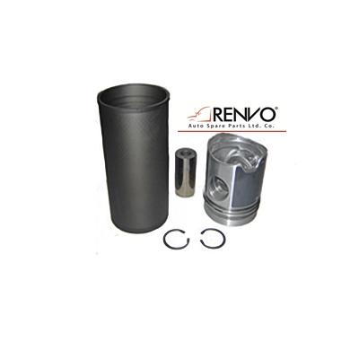 5001855845 Piston And Liner Set Assy 123 mm Piston - Ring - Liner Nural