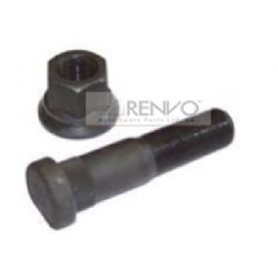 0000190220 Whell Bolt and Nut Set Rear