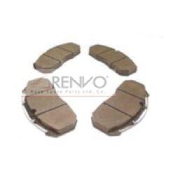 5000297198 Brake Pad Set
