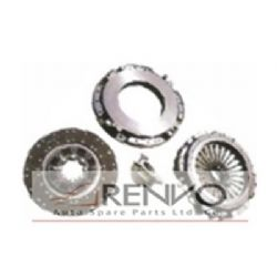 5001825887 Clutch Set ø=40 B 18 VD 827028 Duble Clutch