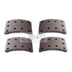 5001855122 Brake Pad Set Rear