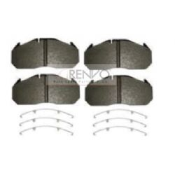 5001855646 Brake Pad Set Front - Rear