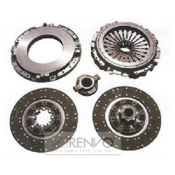 5001875225 Clutch Set ø=40 ZF Duble Clutch