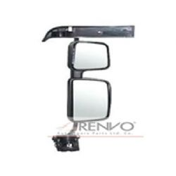 5010578505 Main Mirror LH Silver