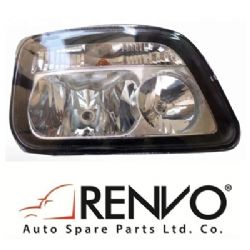 9438200161 HEADLIGHT GLASS