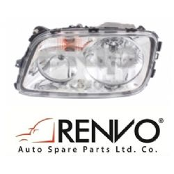 9438202261 HEAD LAMP LEFT