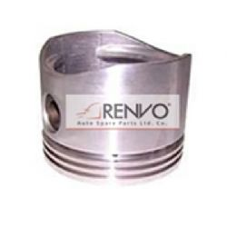 Piston, Compressor (without rings) 2,5 X 2,5 X 478 mm 0,50Ø